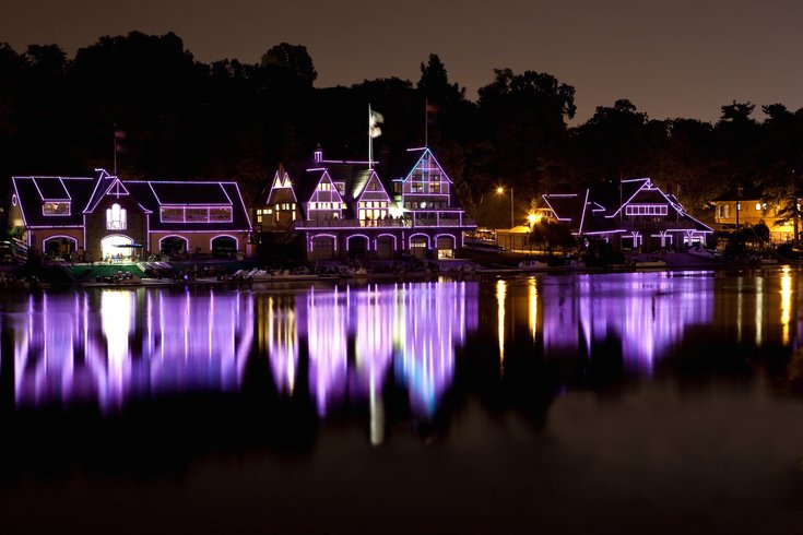Lupus Boathouse Row