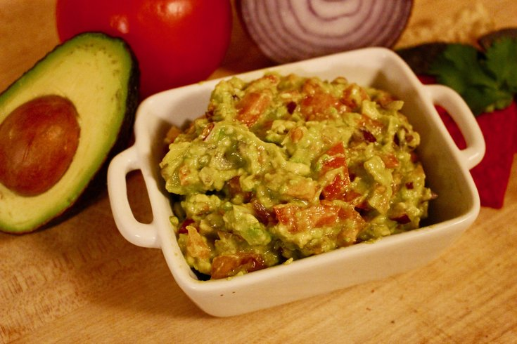 Fresh Guacamole Recipe from Independence LIVE