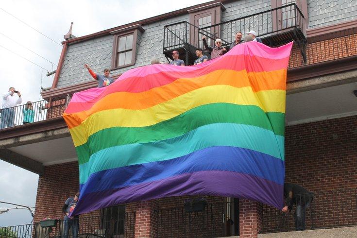 Rainbow Flag New Hope