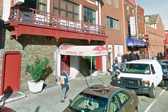 Imperial Inn To Close After Decades In Chinatown Phillyvoice