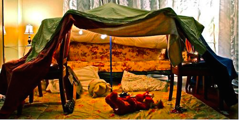 How To Make A Fort Inside Your Living Room Gopelling Net