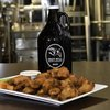 Iron Hill Brewery wings