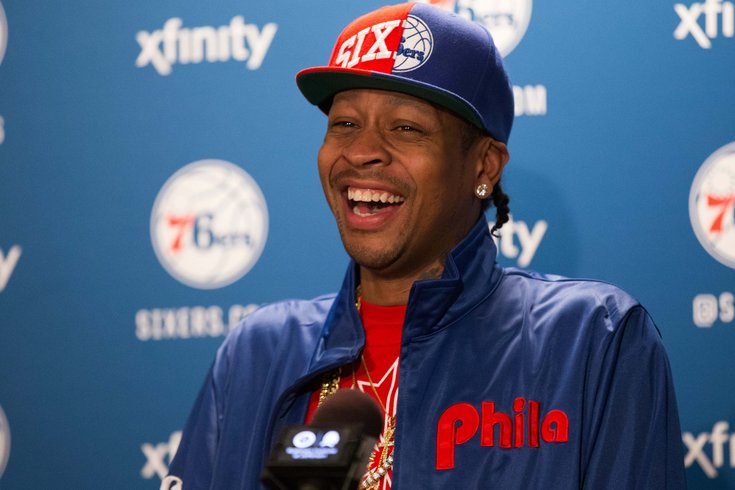 Allen Iverson-inspired beer in Philly