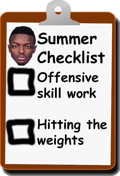 JG Checklist