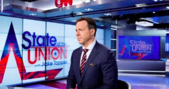 CNN's Jake Tapper fires Bible passage back at preacher's ...