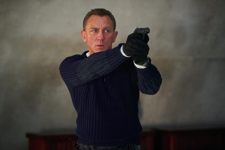 James Bond No Time To Die movie trailer