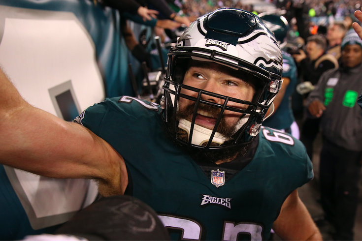 Kelce Linc Eagles
