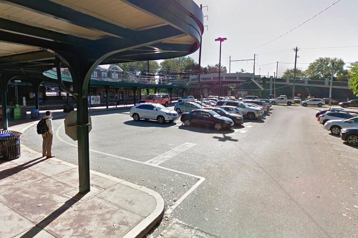Jenkintown Station SEPTA