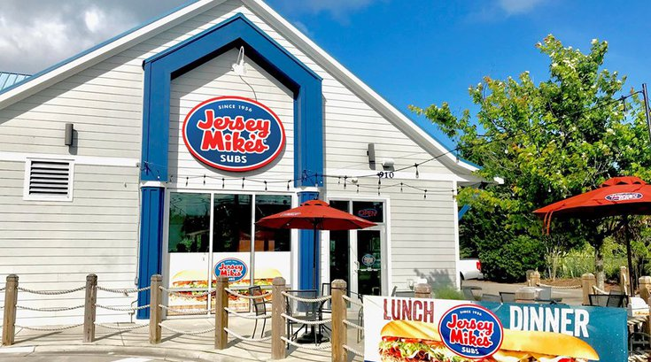 Jersey Mike's BLM