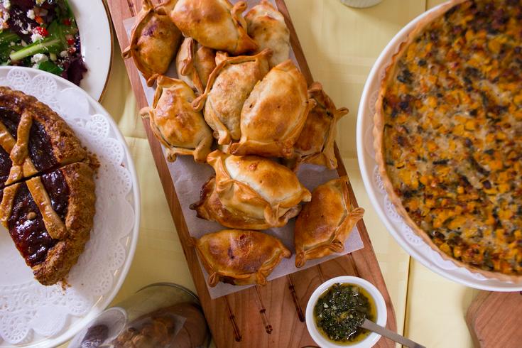 Empanadas at Jazabel's