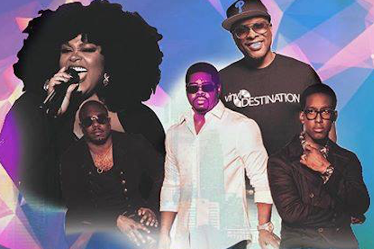 Limited - Jill Scott Summer Block Party