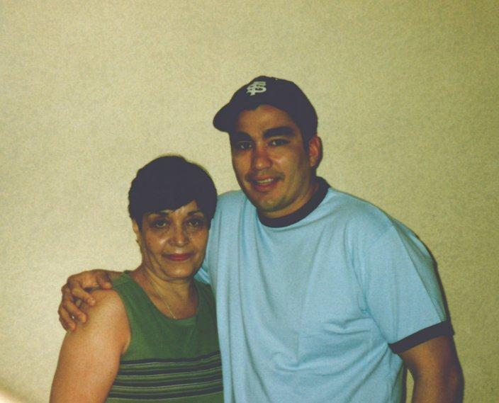 Jose Garces Mom