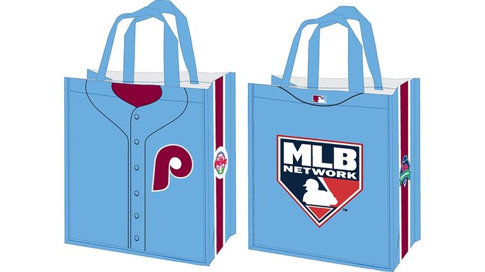 Phillies tote bag giveaway