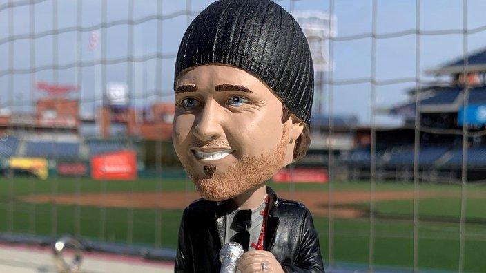 Phillies Chase Utley bobblehead Giveaway