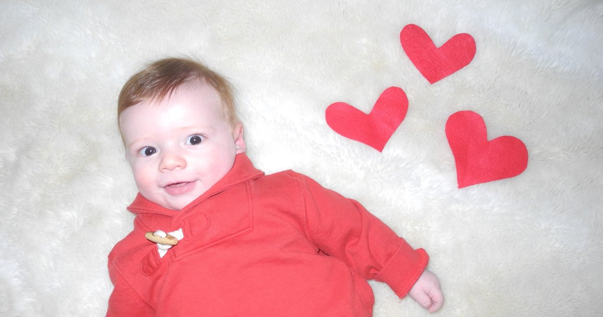 Valentine's Day party of three: Keeping the romance alive when you become a parent