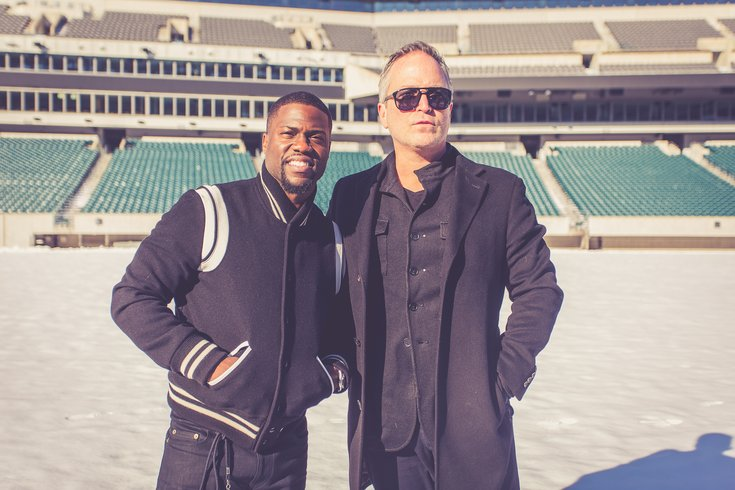 Kevin Hart and Geoff Gordon