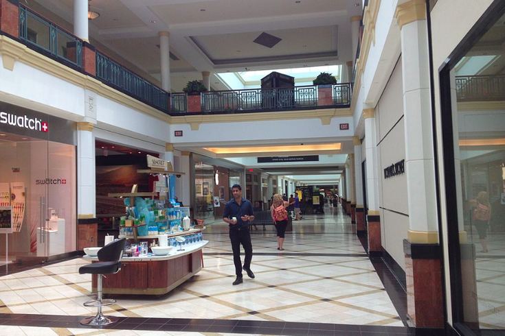 Reports Power Goes Out At King Of Prussia Mall Phillyvoice