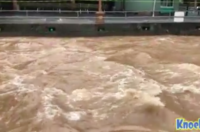 Knoebels Flooding
