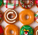 Krispy Kreme offering a dozen donuts for $1 on Wednesday