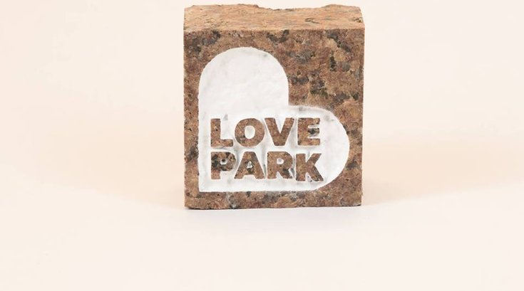 love park new design keepsake