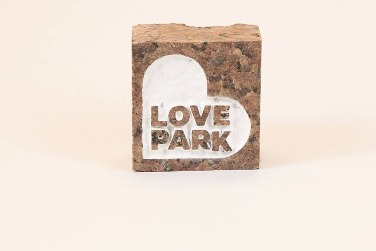 love park new design keepsake