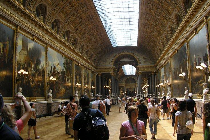 La Galeria Versailles