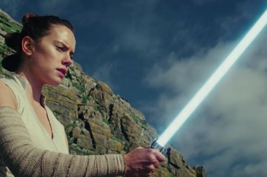 Last Jedi trailer