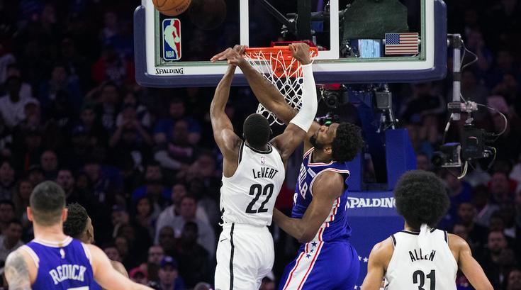 Levert Embiid NBA