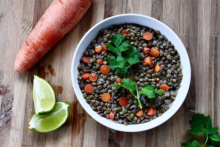 Limited - Lentil Soup with Lime