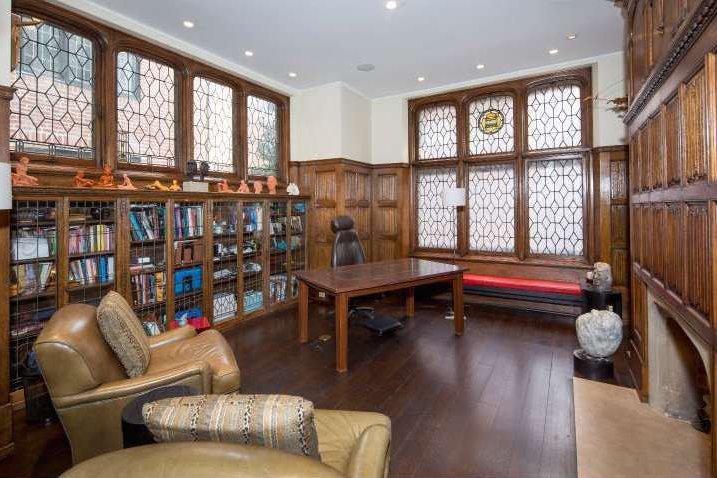 Rittenhouse Library 2