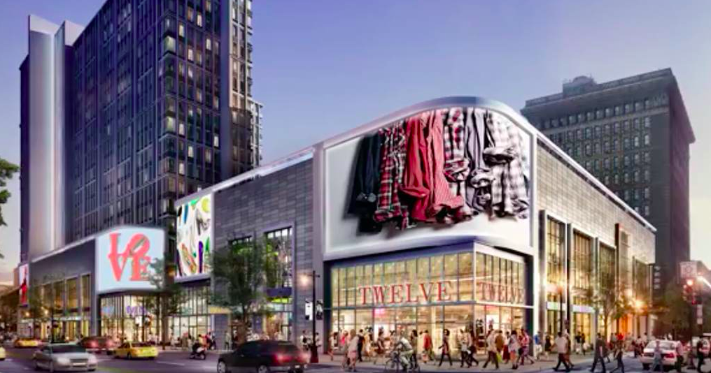 East Market: New video and a rumored Wawa at Center City