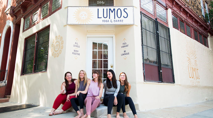 Lumos Yoga Barre Philly