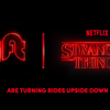 "Lyft x ""Stranger Things"""