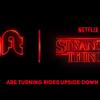 """Lyft x """"Stranger Things"""""""