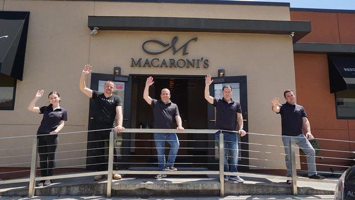 Limited - Fritz & Bianculli - Macaroni's Staff