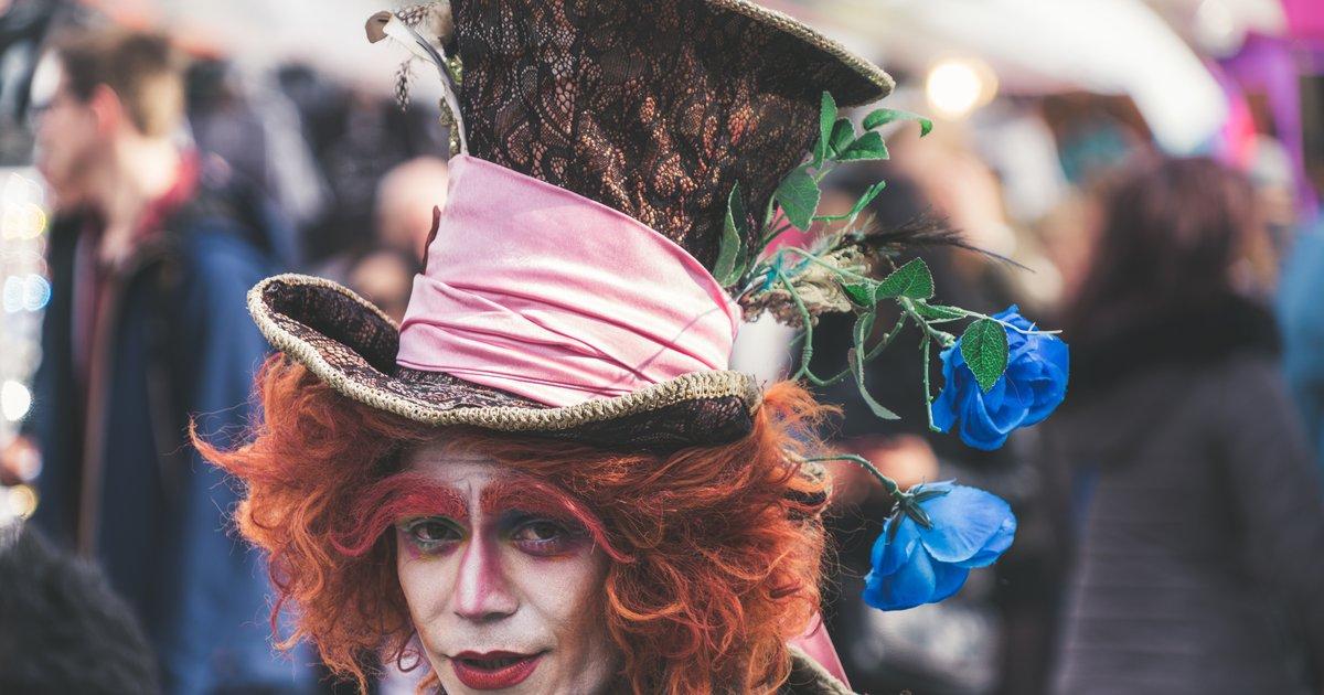 alice im wunderland mad hatter meme