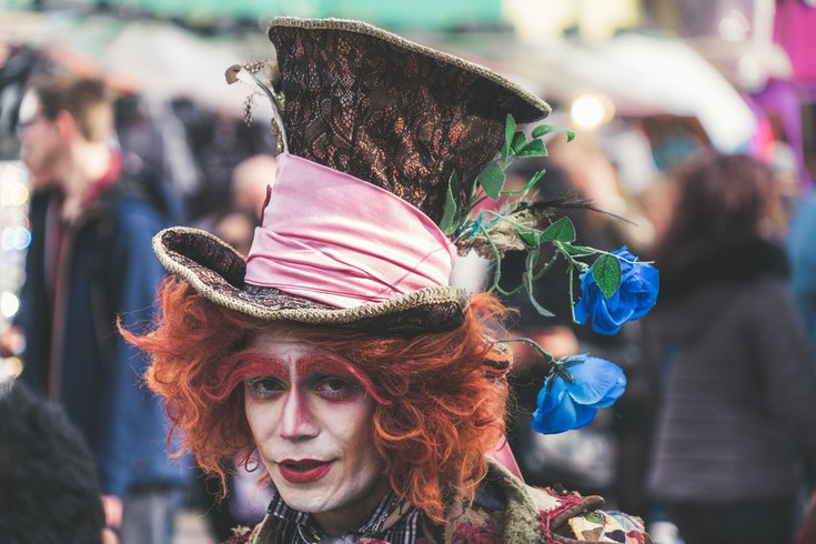 Mad Hatter Whiskey Tea Party in Philly