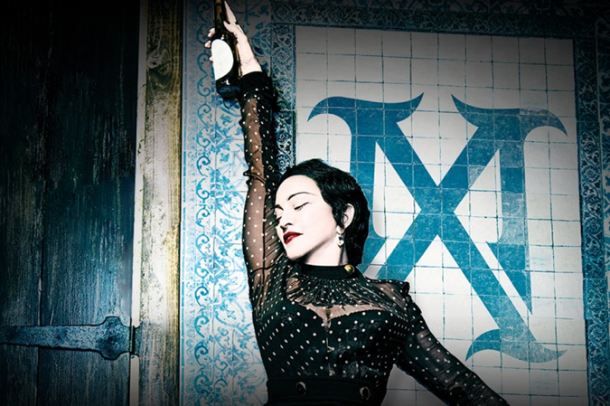 Limited - Madonna Madame X Tour Live Nation