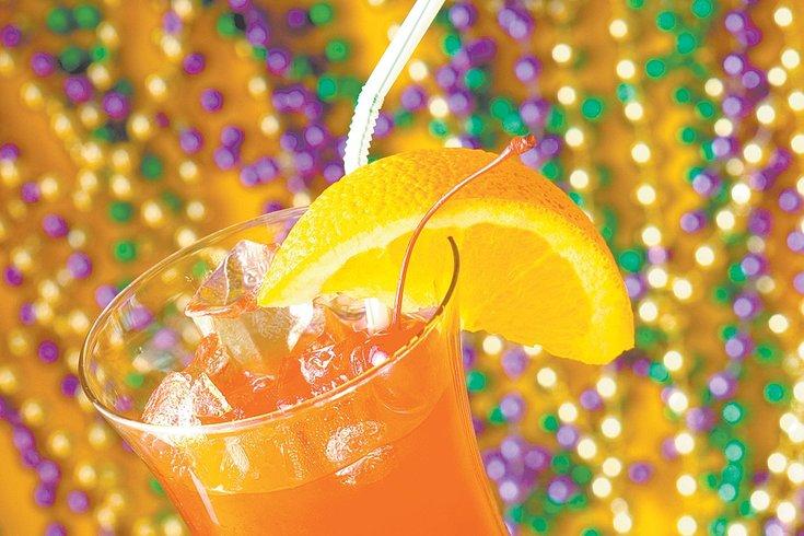 Mardi Gras food & drink specials