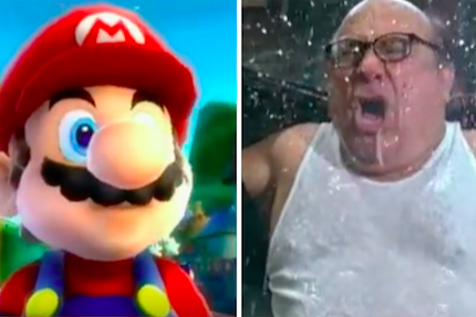 Super Mario Bros Director Says He Really Wanted Danny Devito