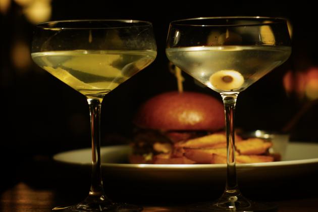 Martini at Royal Boucherie