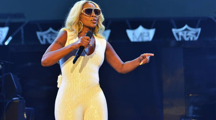 Mary J Blige main