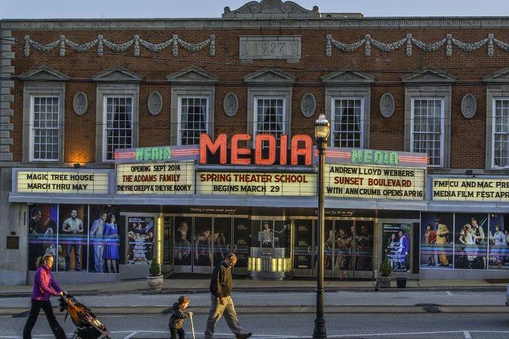 Media in Delaware County