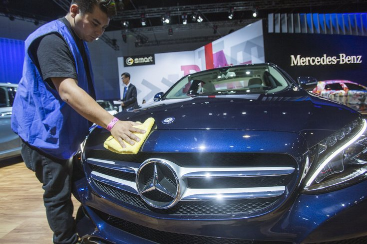 Mercedes-Benz launching subscription car service in Philly ...