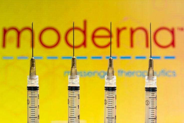 FDA Moderna vaccine