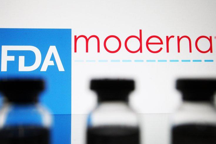 Moderna Vaccine FDA
