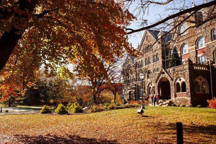 Moravian College Main