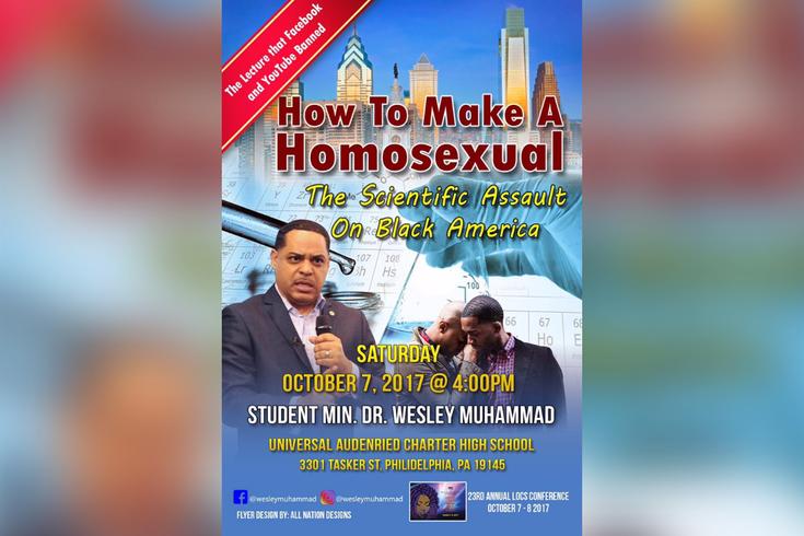 Wesley Muhammad