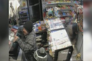 Northeast gas station burglaries