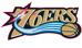 NBA Logos - Sixers